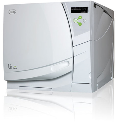 Lina autoclave – The essentials of sterilization