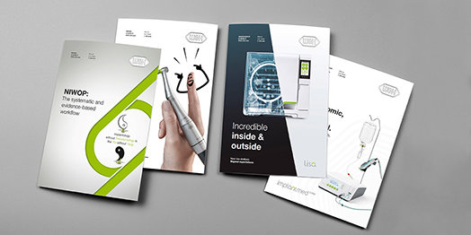 W&H Corporate Design Examples