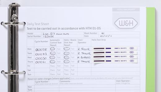 w&h lisa autoclave service manual