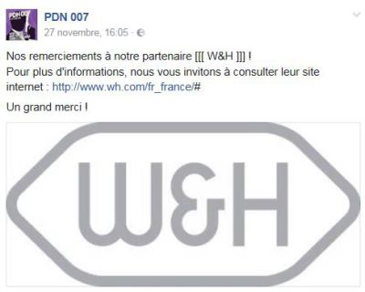 Commentaire Facebook PDN 007