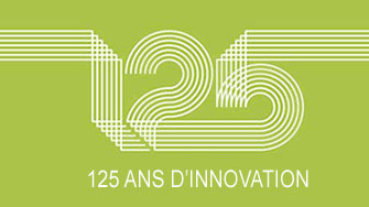 125 ans d'innovation