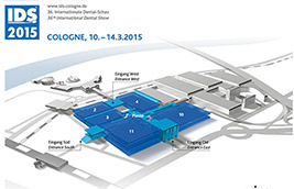 Exhibition centre map