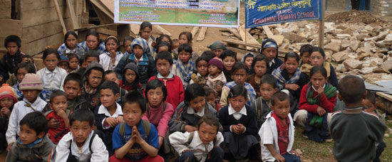 W&H supports school project in Nepal
