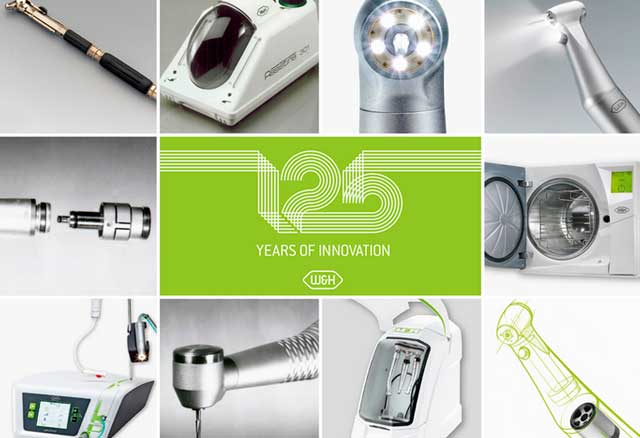 W&H – 125 years of innovation