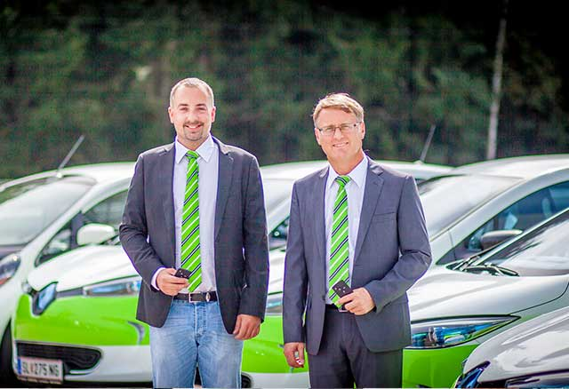 W&H expands its electric fleet in Bürmoos