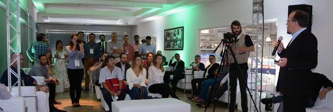 With a special event hosted by Dental Cremer for invited guests the new collaboration between the three partners Wilcos do Brazil, Dental Cremer and W&H was celebrated