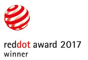 The outstanding quality of its design earned the new Implantmed the highly coveted Red Dot Design Award.
