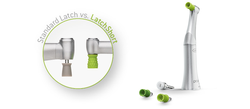 Proxeo TWIST LatchShort Polishing System