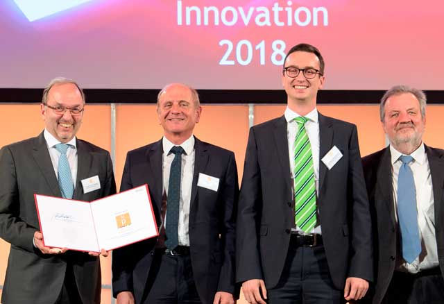 W&H Dentalwerk wins National Innovation Award