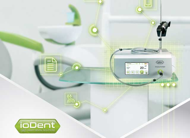 ioDent® - The smartest solution for optimal treatment plannings.