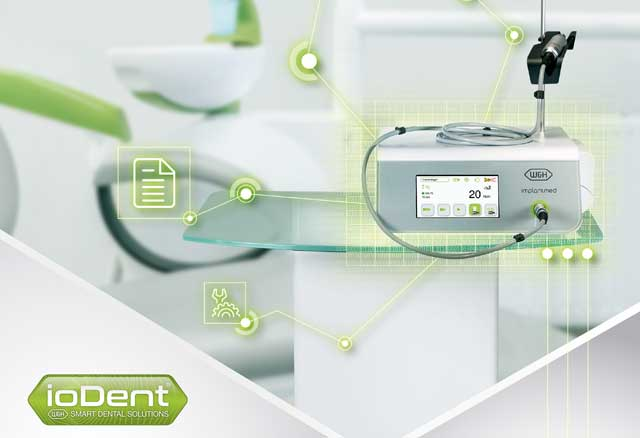 Implantmed Plus: Smart ioDent® спестява време